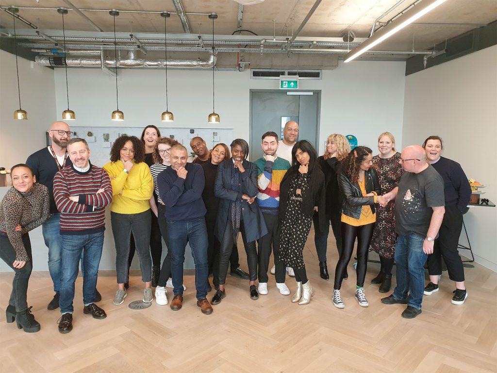 UK Music Diversity Taskforce Meeting 2020