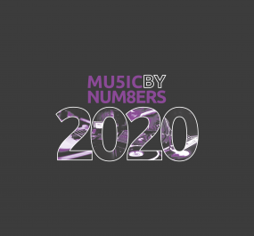 Music By Numbers 2020 Logo